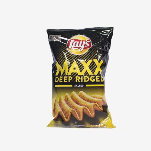 Lays Max - Solené smažené zemiakové lupienky 130g
