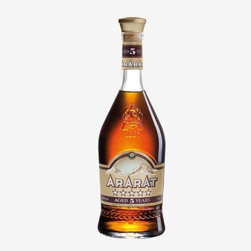 Ararat 5 y.o. 40% - 700 ml