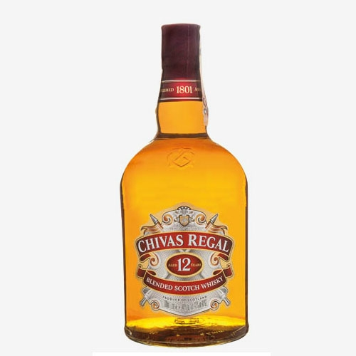Chivas Regal 12 y.o. whisky 40% - 1 l