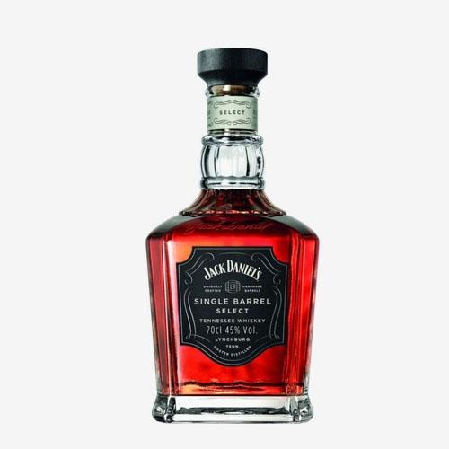 Jack Daniel´s single barrel whisky 45% - 700 ml