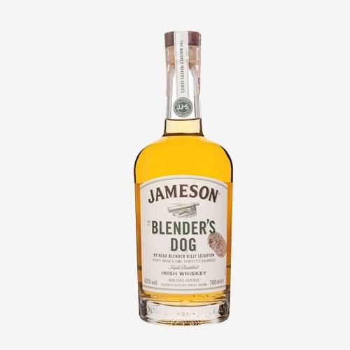 Jameson Blender´s dog whisky 43% - 700 ml