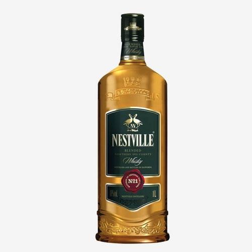 Nestville Whisky 40% - 1000 ml