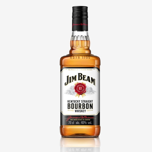 Jim Beam 4 y.o. 40% - 700 ml