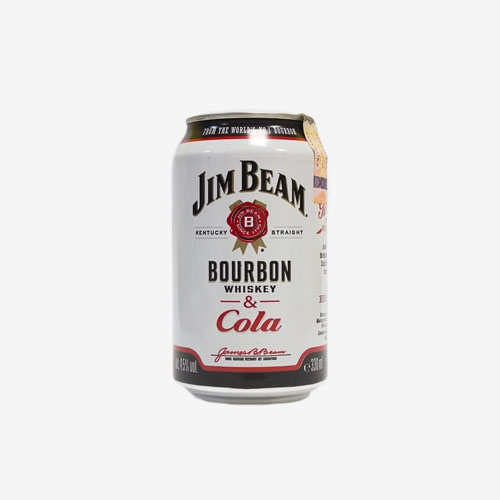 Jim Beam 4,5% - 330 ml plechovka