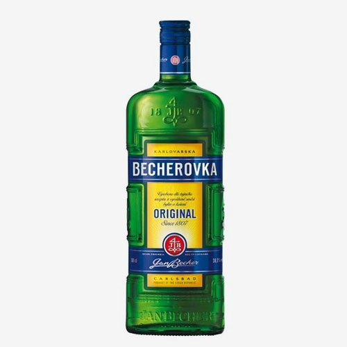 Becherovka 38% - 1000 ml