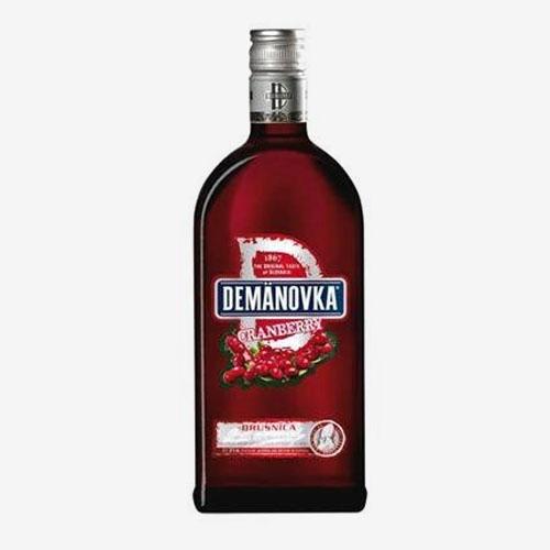 Demänovka Brusnica bylinný likér 30% - 700 ml