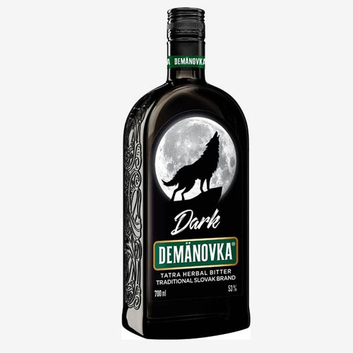Demänovka Dark bylinný likér 53% - 700 ml