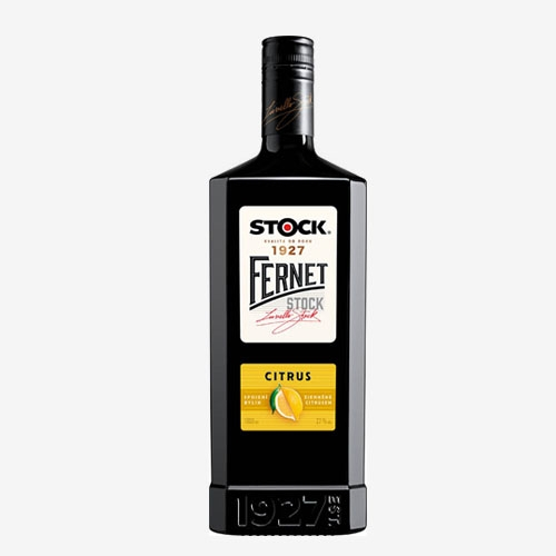 Fernet Stock Citrus 27% - 1000 ml