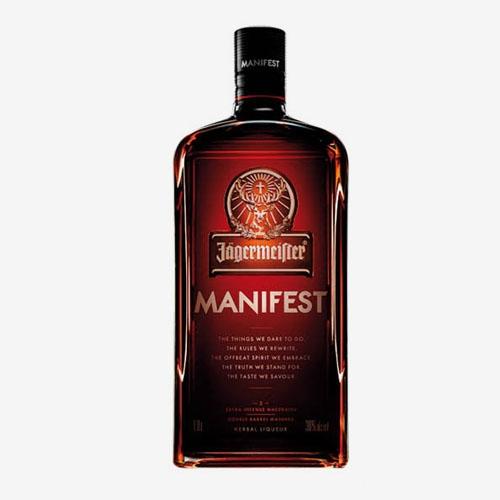 Jägermeister Manifest 38% - 1000 ml