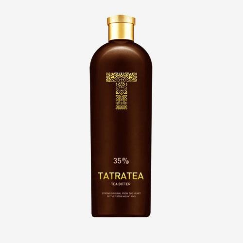 Karloff Tatratea/Tatranský čaj bitter 27% - 700 ml