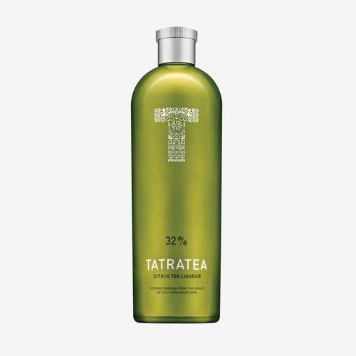 Karloff Tatratea/Tatranský čaj citrón 27% - 700 ml