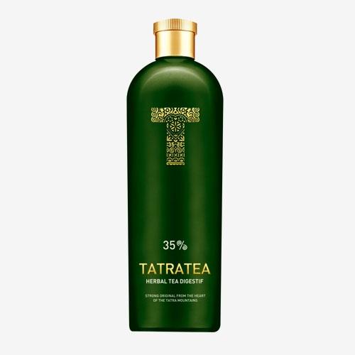 Karloff Tatratea/Tatranský čaj herbal tea 27% - 700 ml