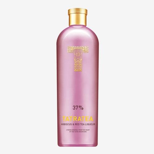 Karloff Tatratea/Tatranský čaj hibiscus&tea 27% - 700 ml