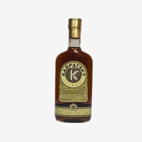 Karpatský likér 35% - 500 ml