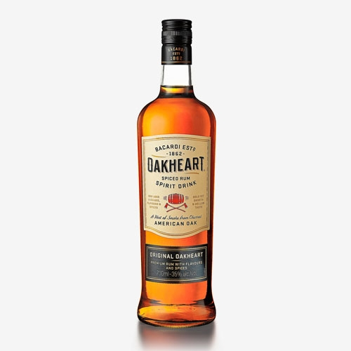 Bacardi Oakheart 35% - 700 ml