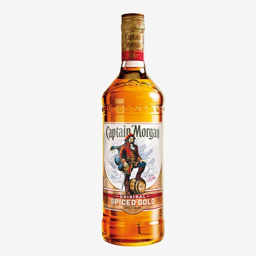 Captain Morgan Spiced 35% - 1000 ml