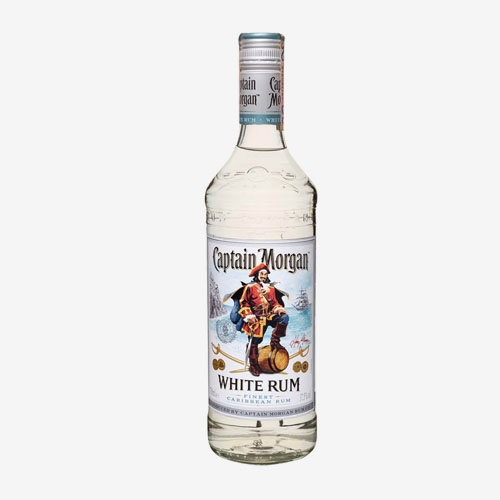 Captain Morgan White 37,5% - 700 ml