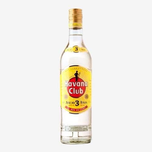 Havana Club 3 aňos 40% - 1000 ml