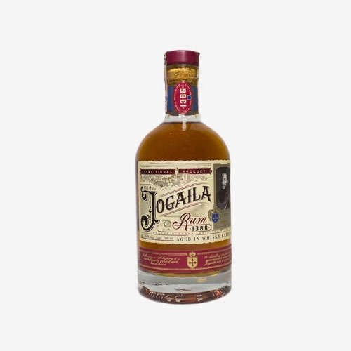 Jogaila Black 38% rum - 700 ml