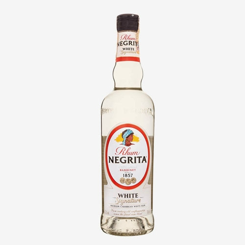 Negrita White Rhum 37,5% - 700 ml
