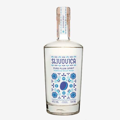 Fruit Destillery Slivovica Traditional 40% - 500 ml