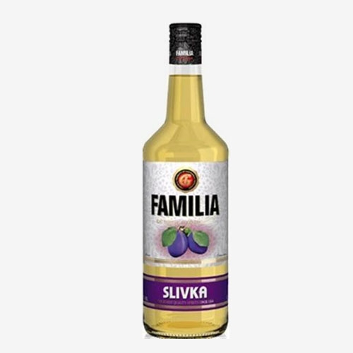 GAS Familia slivka 38% - 1000 ml