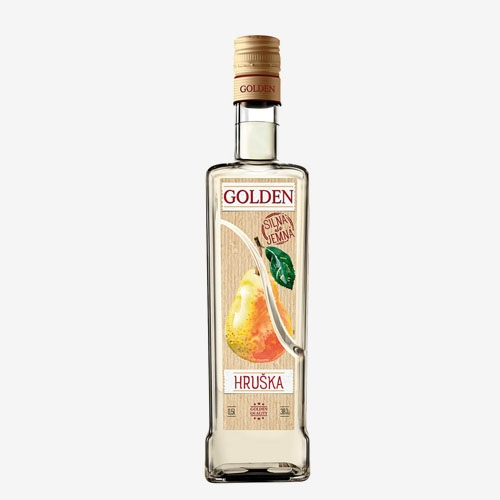 Golden Hruška 38% - 500 ml