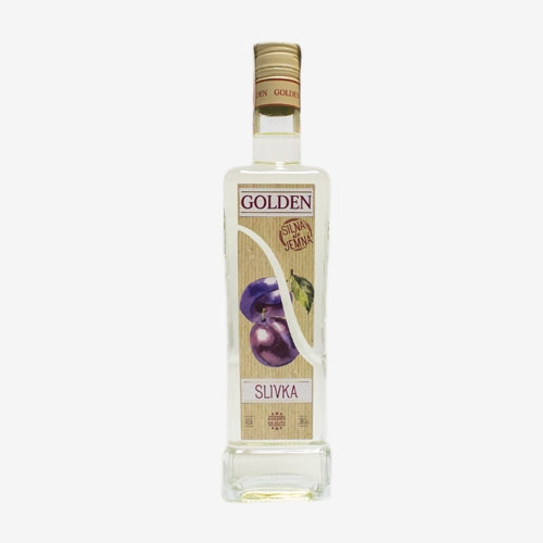 Golden Slivka 38% - 500 ml