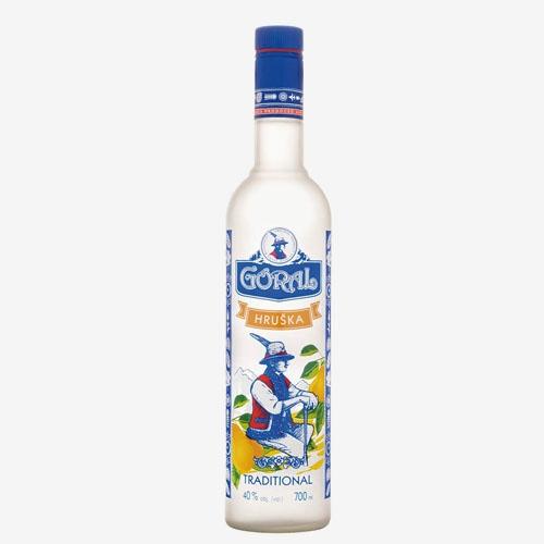 Goral Hruška Traditional 40% - 700 ml