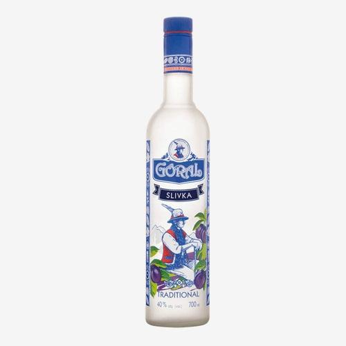 Goral Slivka Traditional 40% - 700 ml