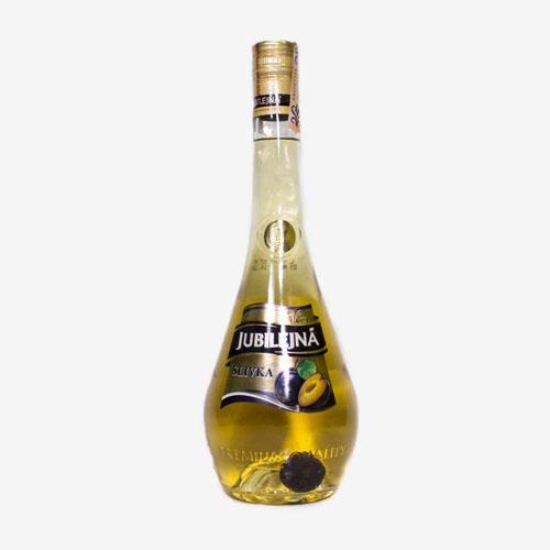 Jubilejná natur slivka 40% - 700 ml