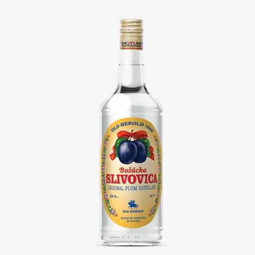 Old Herold Bošácka slivovica classic 52% - 700 ml