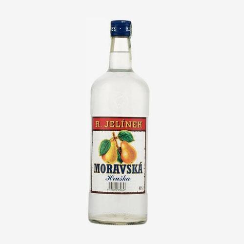 Rudolf Jelínek Moravská hruška 40% - 1000 ml