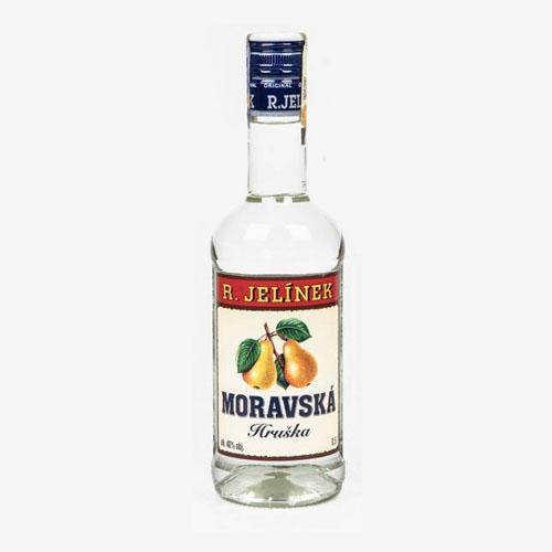 Rudolf Jelínek Moravská hruška 40% - 500 ml