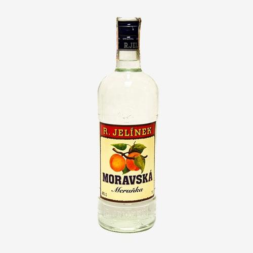 Rudolf Jelínek Moravská meruňka 40% - 1000 ml