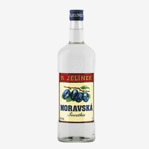 Rudolf Jelínek Moravská slivka 40% - 1000 ml