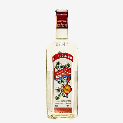 Rudolf Jelínek Slovácka borovička 45% - 700 ml