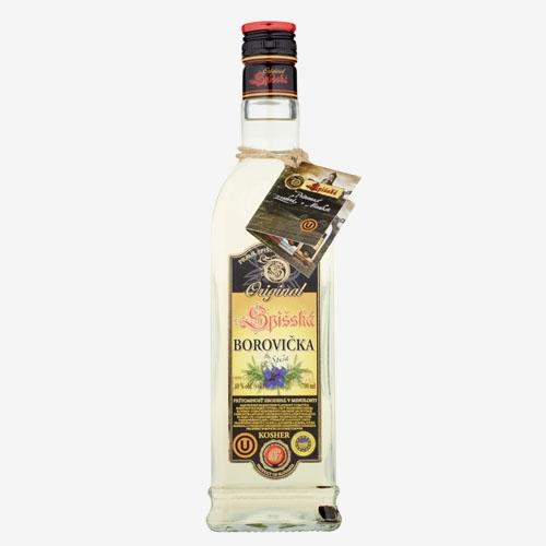 Spišská Borovička Original 40% - 700 ml