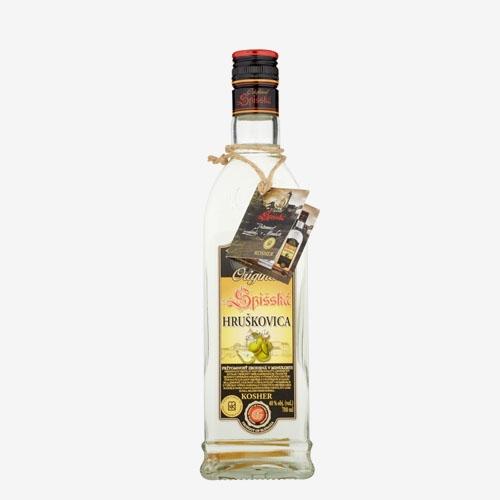 Spišská Hruškovica Original 40% - 700 ml