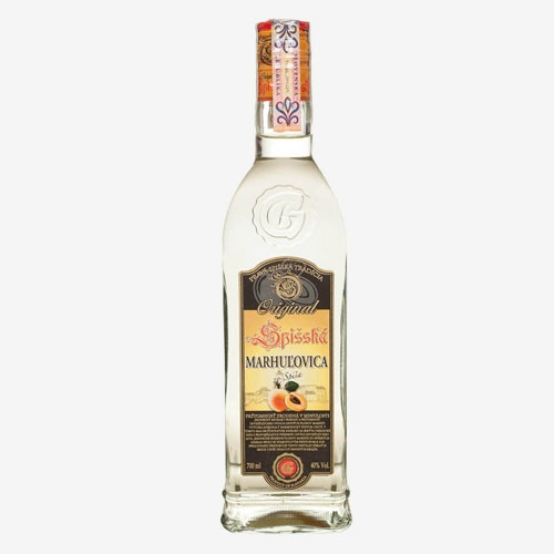 Spišská Marhuľovica Original 40% - 700 ml