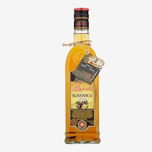 Spišská Slivovica Original 52% - 700 ml