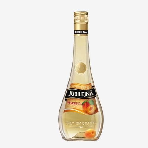 St. Nicolaus Jubilejná marhuľa 40% - 700 ml