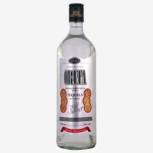 Orita tequila silver 38% - 700 ml