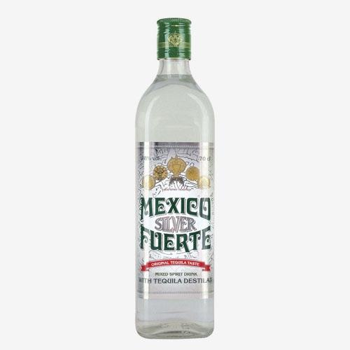 Mexico fuerte silver 38% - 700 ml