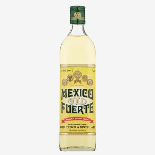 Mexico fuerte gold 38% - 700 ml