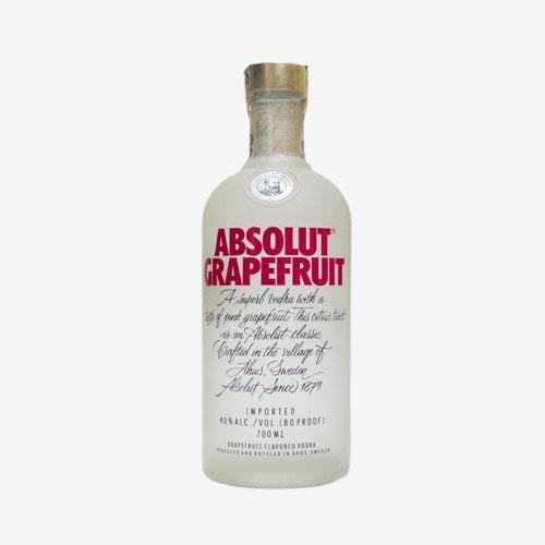 Absolut Graperfruit 40% - 700 ml