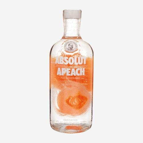 Absolut vodka apeach 40% - 700 ml
