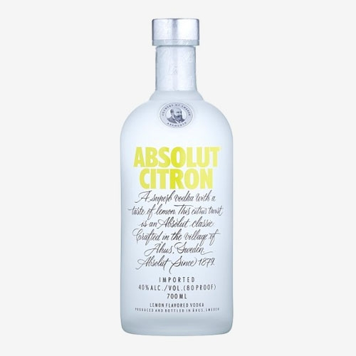 Absolut vodka Citron/citrón 40% - 700 ml