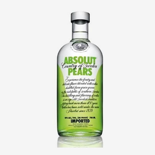 Absolut vodka Pears/hruška 40% - 700 ml
