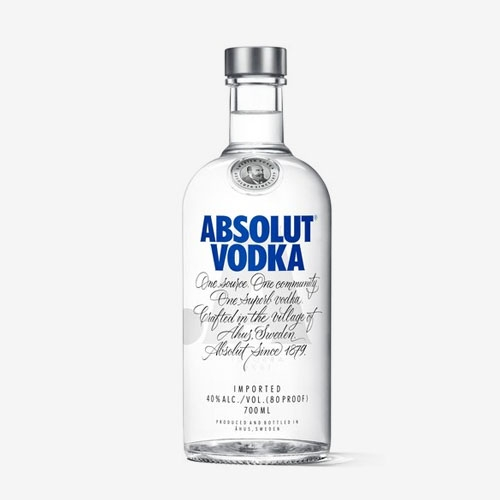 Absolut vodka 40%  - 700 ml